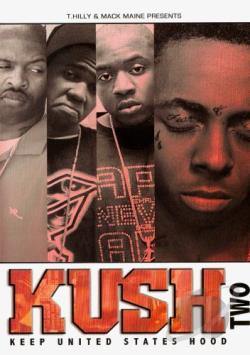 Lil Wayne - Kush Two: Keep United States Hood DVD Cover Art