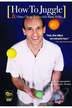 How To Juggle & Other Cheap Tricks DVD Cover Art