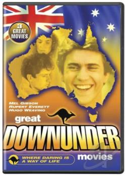 Great Downunder Movies - Tim / The Right Hand Man / The Chain Reaction DVD Cover Art