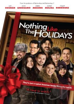 Nothing Like the Holidays DVD Cover Art