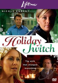 Holiday Switch DVD Cover Art