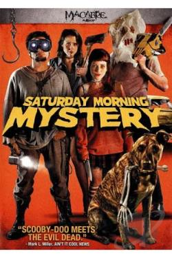 Saturday Morning Mystery DVD Cover Art
