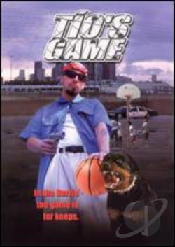 Tio's Game DVD Cover Art