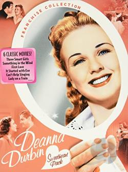 Deanna Durbin Sweetheart Pack DVD Cover Art