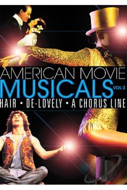 American Movie Musicals Collection - Vol. 2 DVD Cover Art