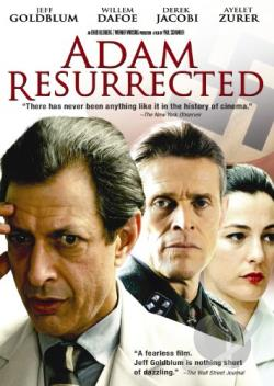 Adam Resurrected DVD Cover Art