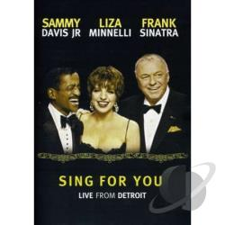 Sing For You-Live From Detroit DVD Cover Art