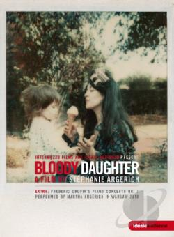 Bloody Daughter DVD Cover Art