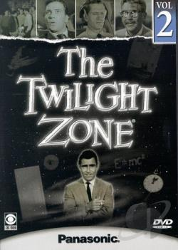 Twilight Zone - Vol. 2 DVD Cover Art