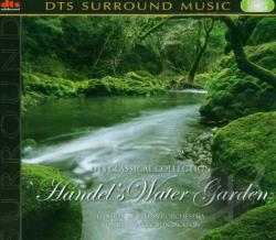 Handel - Water Garden - Jackson; London Symphony DVD-Audio/CD DVD Cover Art