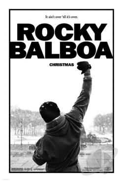 Rocky Balboa DVD Cover Art