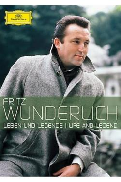 Fritz Wunderlich - Life and Legend DVD Cover Art