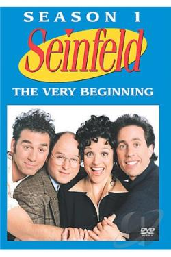 Seinfeld - Season 1 DVD Cover Art