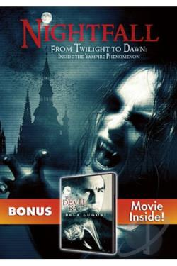 Nightfall/The Devil Bat DVD Cover Art