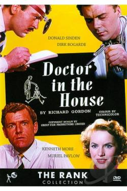 Doctor in the House DVD Cover Art