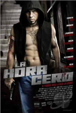 Hora Cero DVD Cover Art