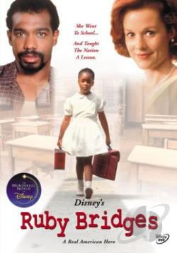 Ruby Bridges DVD Cover Art