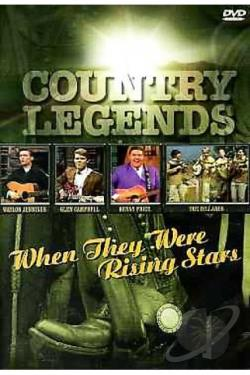 When They Were Rising Stars DVD Cover Art