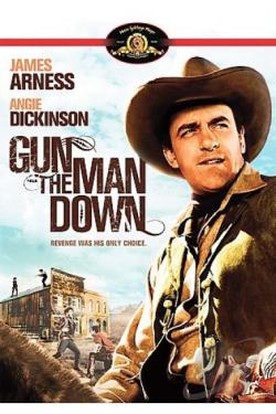 Gun the Man Down DVD Cover Art