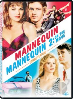 Mannequin/Mannequin 2: On the Move DVD Cover Art
