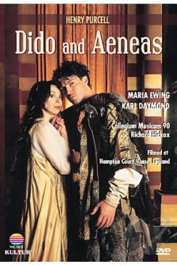 Henry Purcell: Dido and Aeneas DVD Cover Art