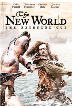 New World DVD Cover Art