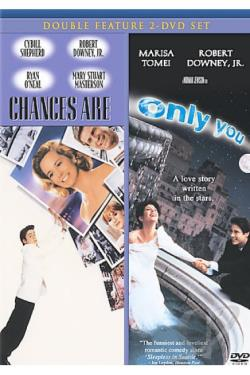 Chances Are/Only You DVD Cover Art