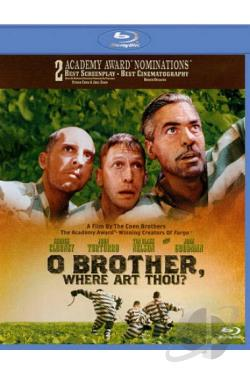 O Brother, Where Art Thou? BRAY Cover Art