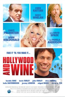 Hollywood and Wine DVD Cover Art