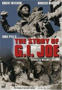 Story Of G.I. Joe DVD Cover Art
