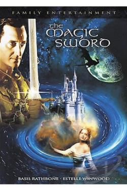 Magic Sword DVD Cover Art