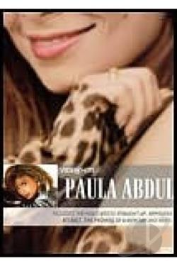 Paula Abdul - Video Hits DVD Cover Art