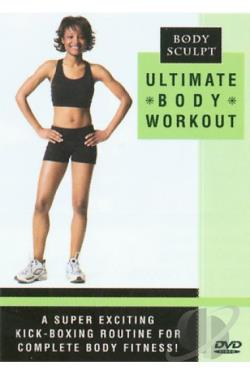 Body Sculpt - Ultimate Body Workout DVD Cover Art