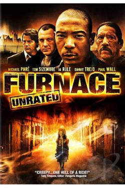 Furnace DVD Cover Art