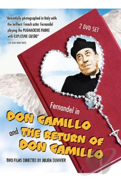 Don Camillo/The Return Of Don Camillo DVD Cover Art