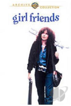 Girlfriends DVD Cover Art