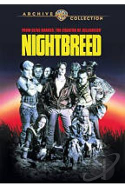 Night Breed DVD Cover Art