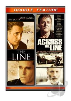 Line/Across the Line: The Exodus of Charlie Wright DVD Cover Art