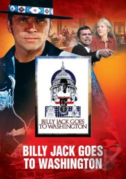 Billy Jack Goes to Washington DVD Cover Art