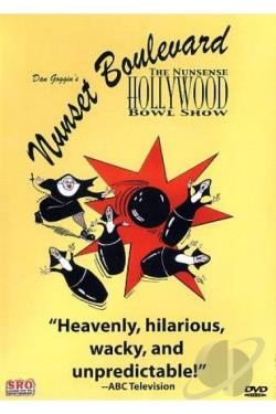 Nunset Boulevard: The Nunsense Hollywood Bowl Show DVD Cover Art