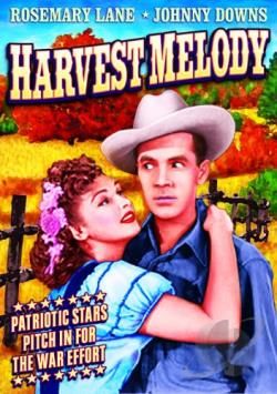 Harvest Melody DVD Cover Art