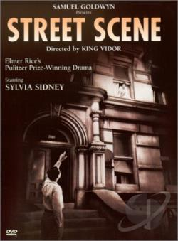 Street Scene DVD Cover Art