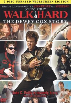 Walk Hard: The Dewey Cox Story DVD Cover Art