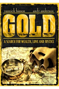Gold DVD Cover Art
