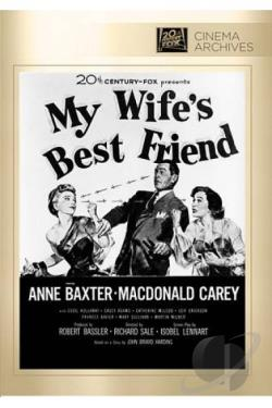 My Wife's Best Friend DVD Cover Art