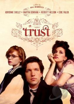 Trust DVD Cover Art