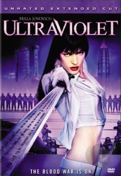 Ultraviolet DVD Cover Art
