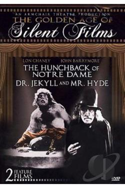 Golden Age of Silent Films - Volume 2 DVD Cover Art