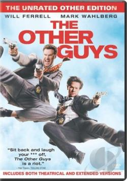 Other Guys DVD Cover Art