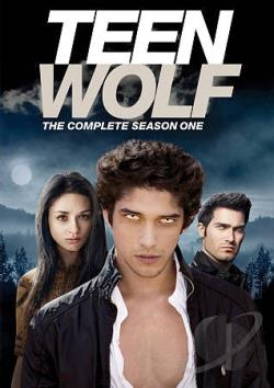 Teen Wolf - The Complete Season One DVD Cover Art